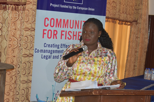 """Liberia Remains Committed to Sustainable Fisheries Management"" Says NaFAA DG"